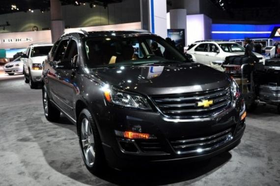 通用或于北美车展发布两款换代SUV车型