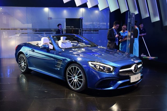 挥别V12 新SL级或共享AMG GT平台打造