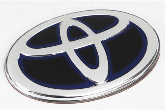 丰田2016年产销量出炉 乘用车销量微增