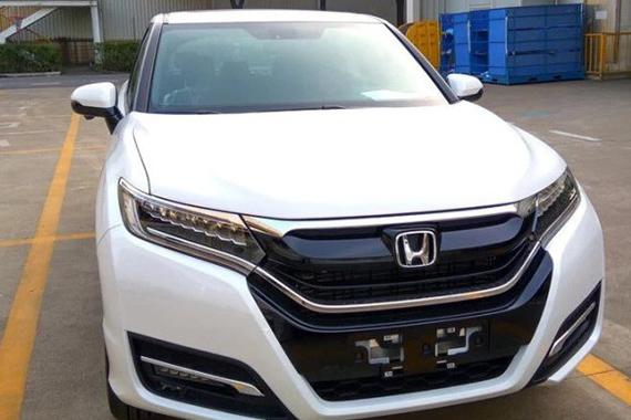 或3月上市 东风本田UR-V将于3月1日首发