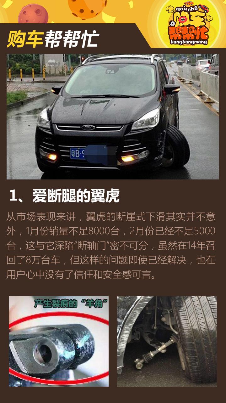 购车帮帮忙 汽车3·15 买了就后悔的品牌