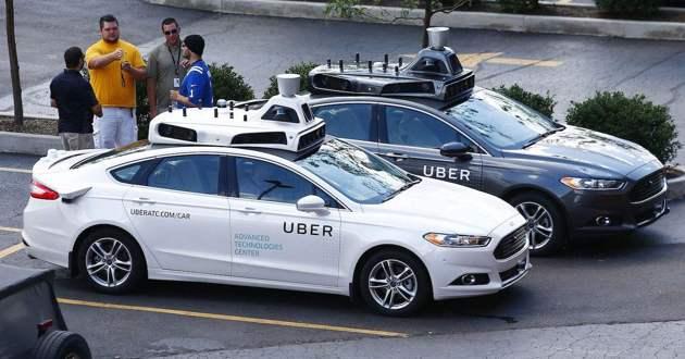 Uber内乱不已 软银欲乘虚而入