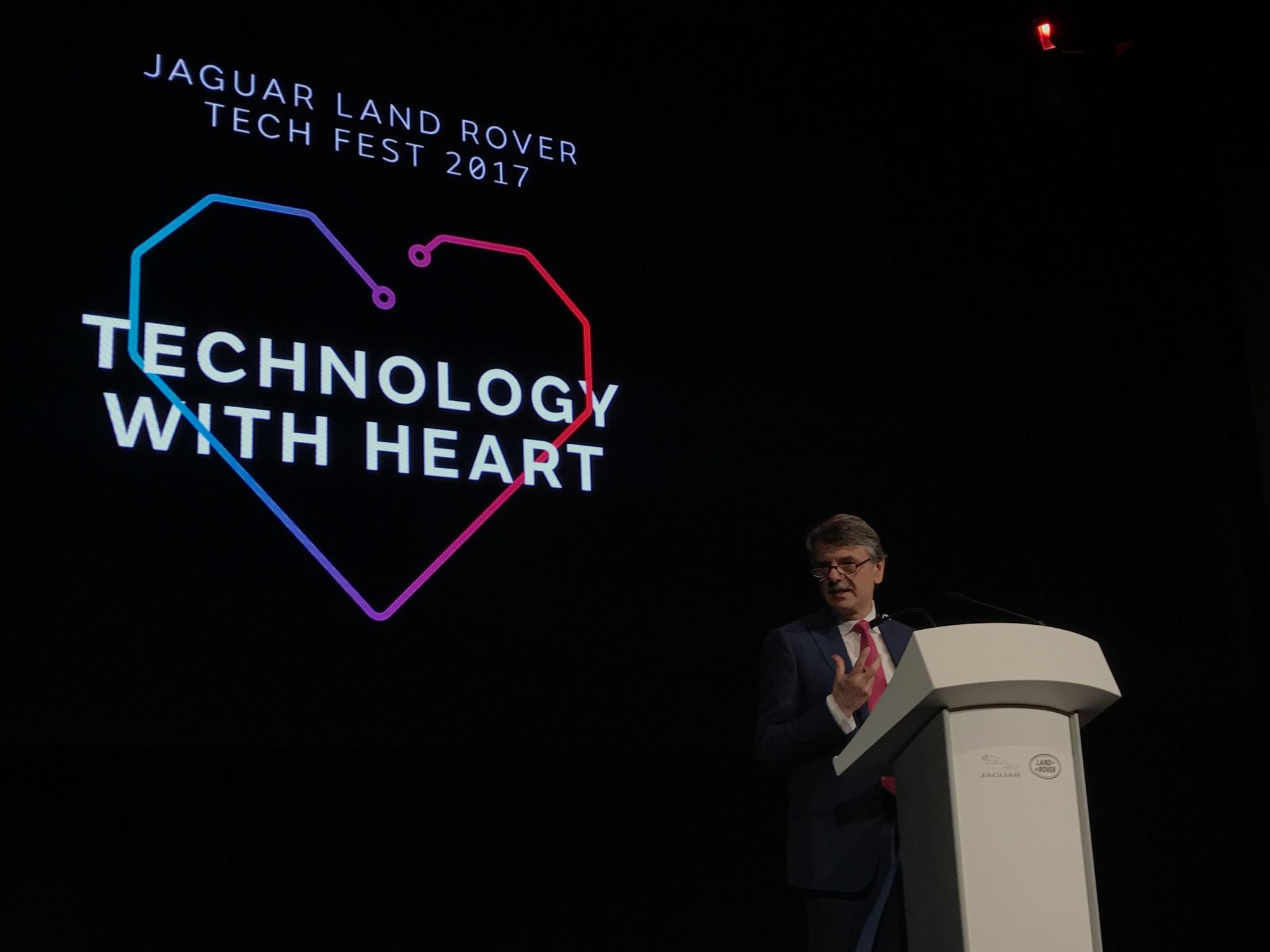 捷豹路虎施韦德:英国需要为电动车做更多工作