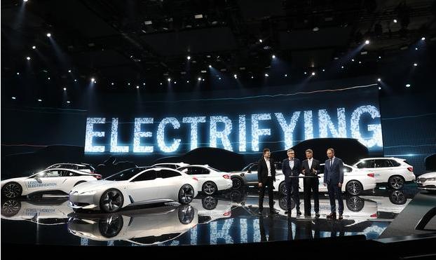 宝马计划每年削减24亿欧元开支 发展电动车