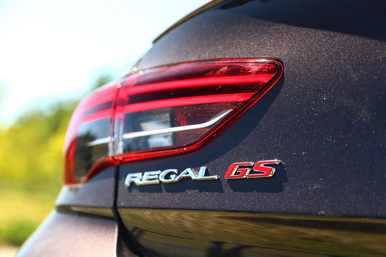 激情来得很容易 体验试驾全新君威GS