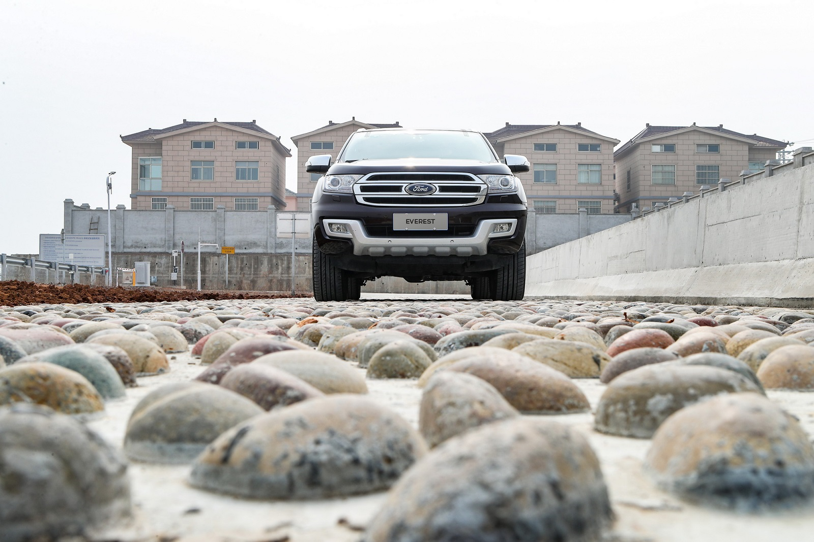 福特南京测试中心落成 投资6.8亿元人民币
