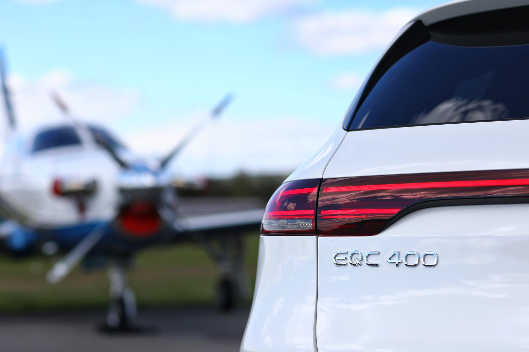 奔驰EQC 400