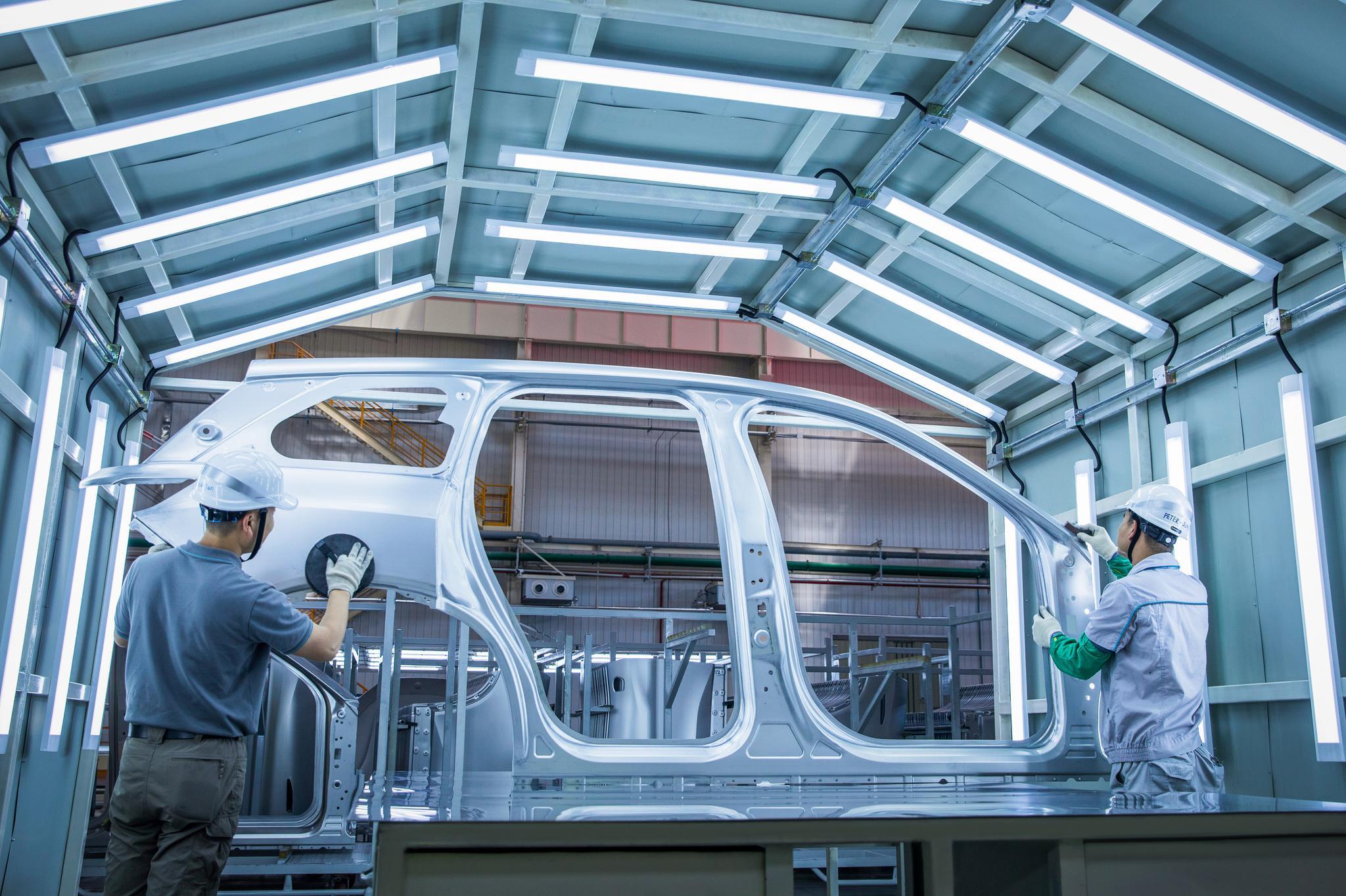 创新用新更上心 看蔚来是怎么造车的