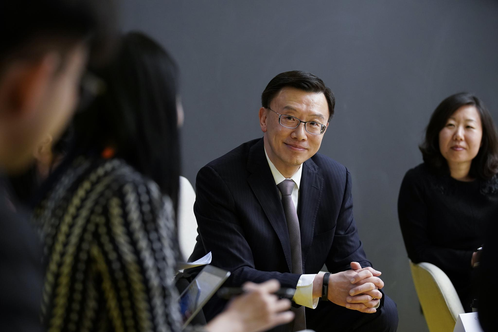 业问|通用中国总裁钱惠康:在华无大规模重组计划 加强对新技术投入