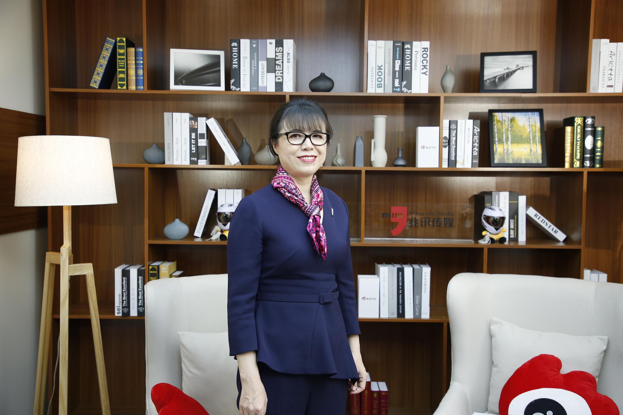 柳燕:WEY品牌对新一轮的市场竞争信心十足