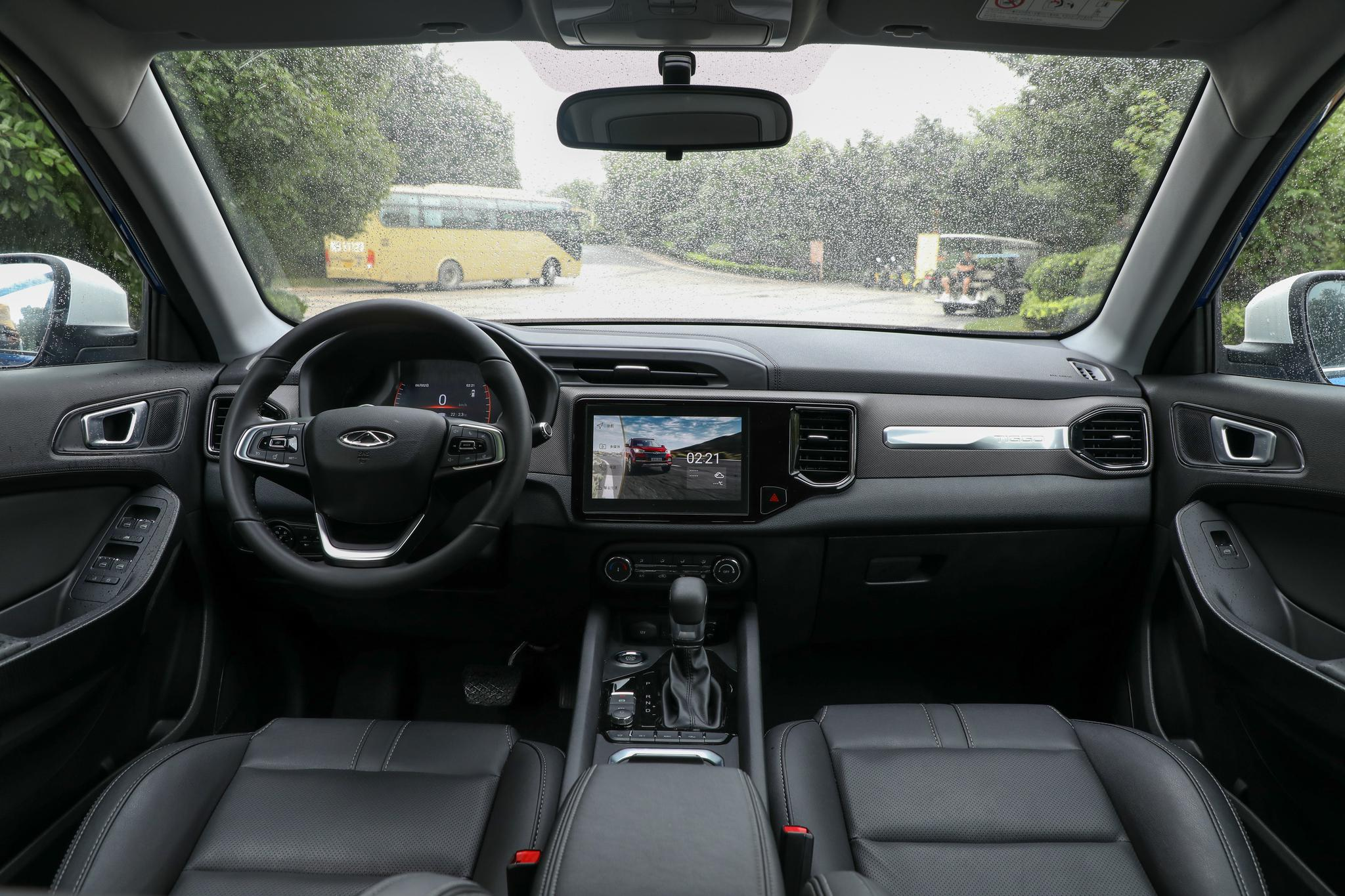 10万预算性价比最高SUV 实拍瑞虎5xHERO版