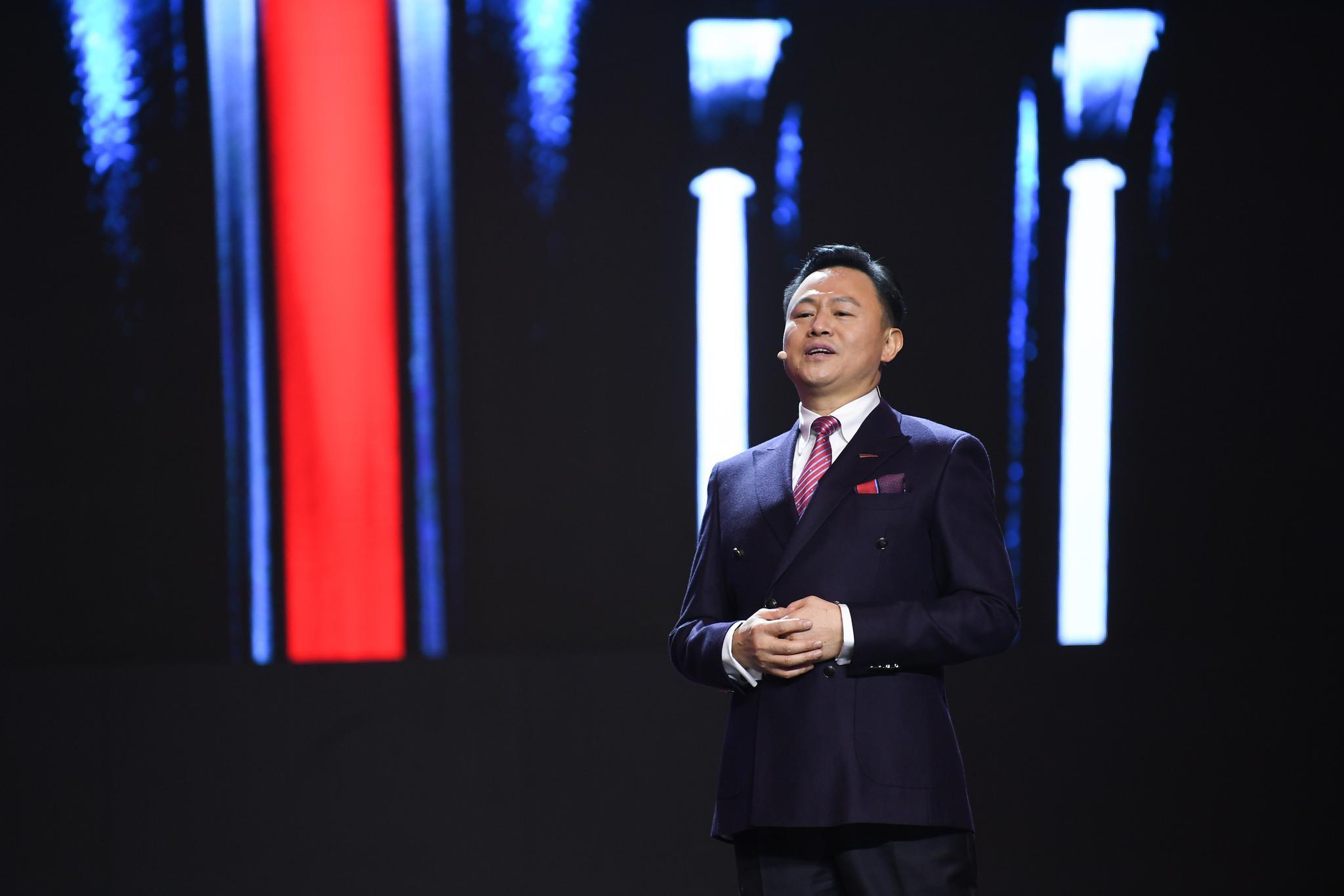 中国第一汽车集团有限公司董事长、党委书记——徐留平