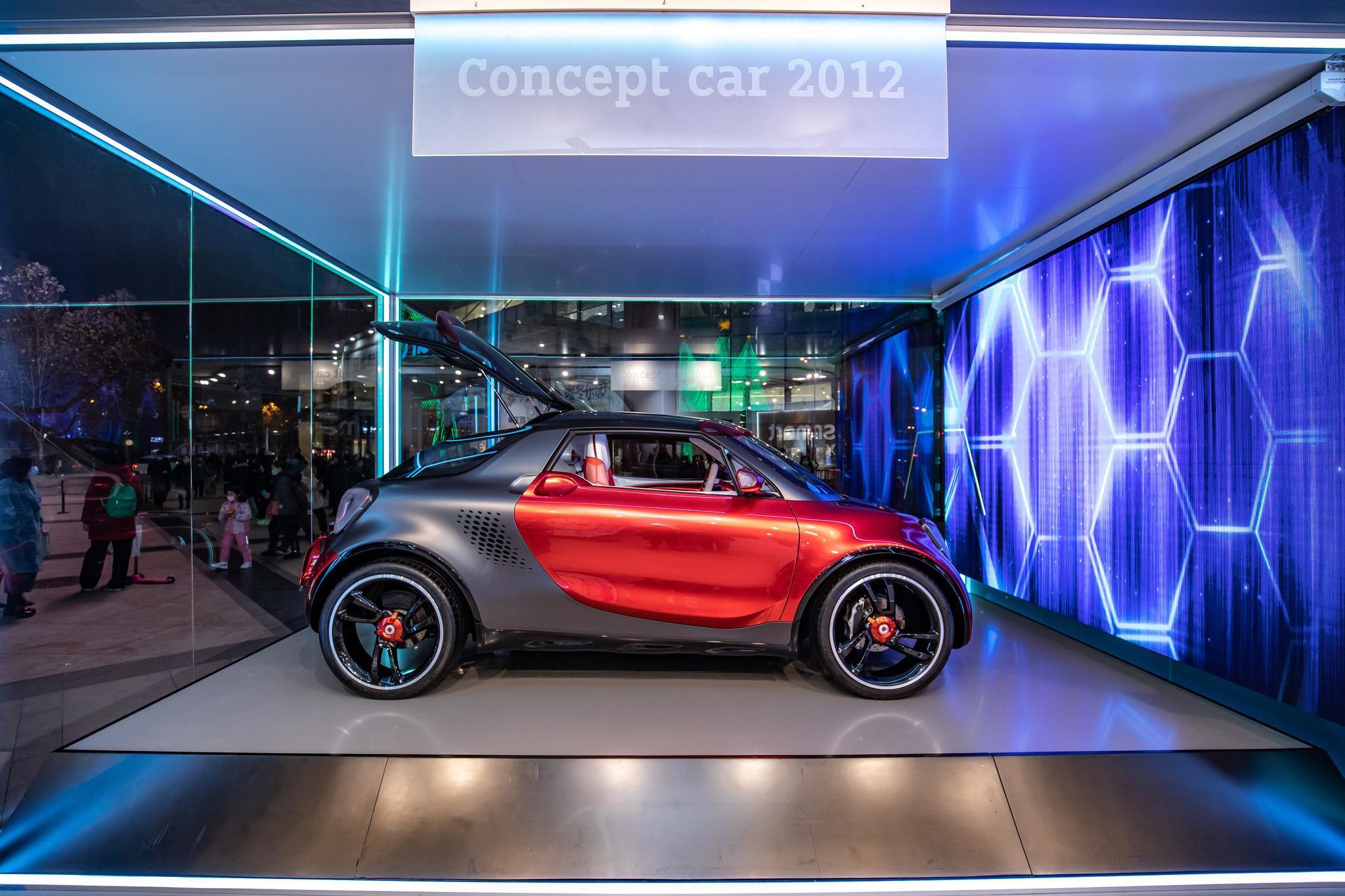 smart Concept Car 2012