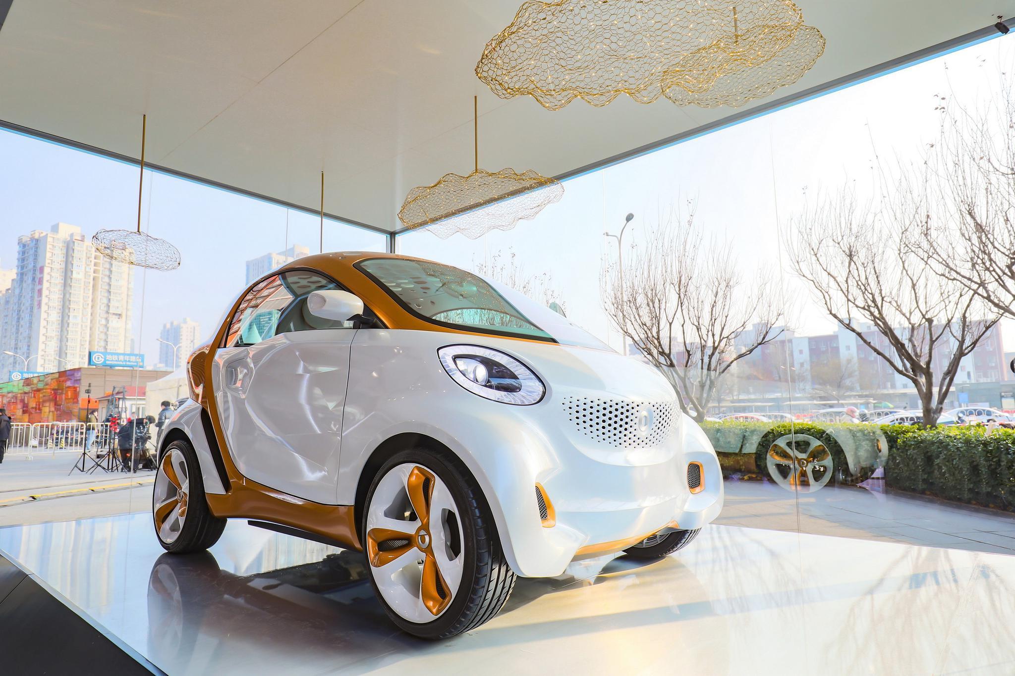 smart Concept Car 2011