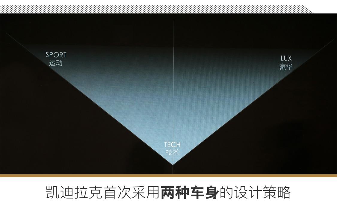 实拍凯迪拉克XT4 传承钻石切割/细节品质出众