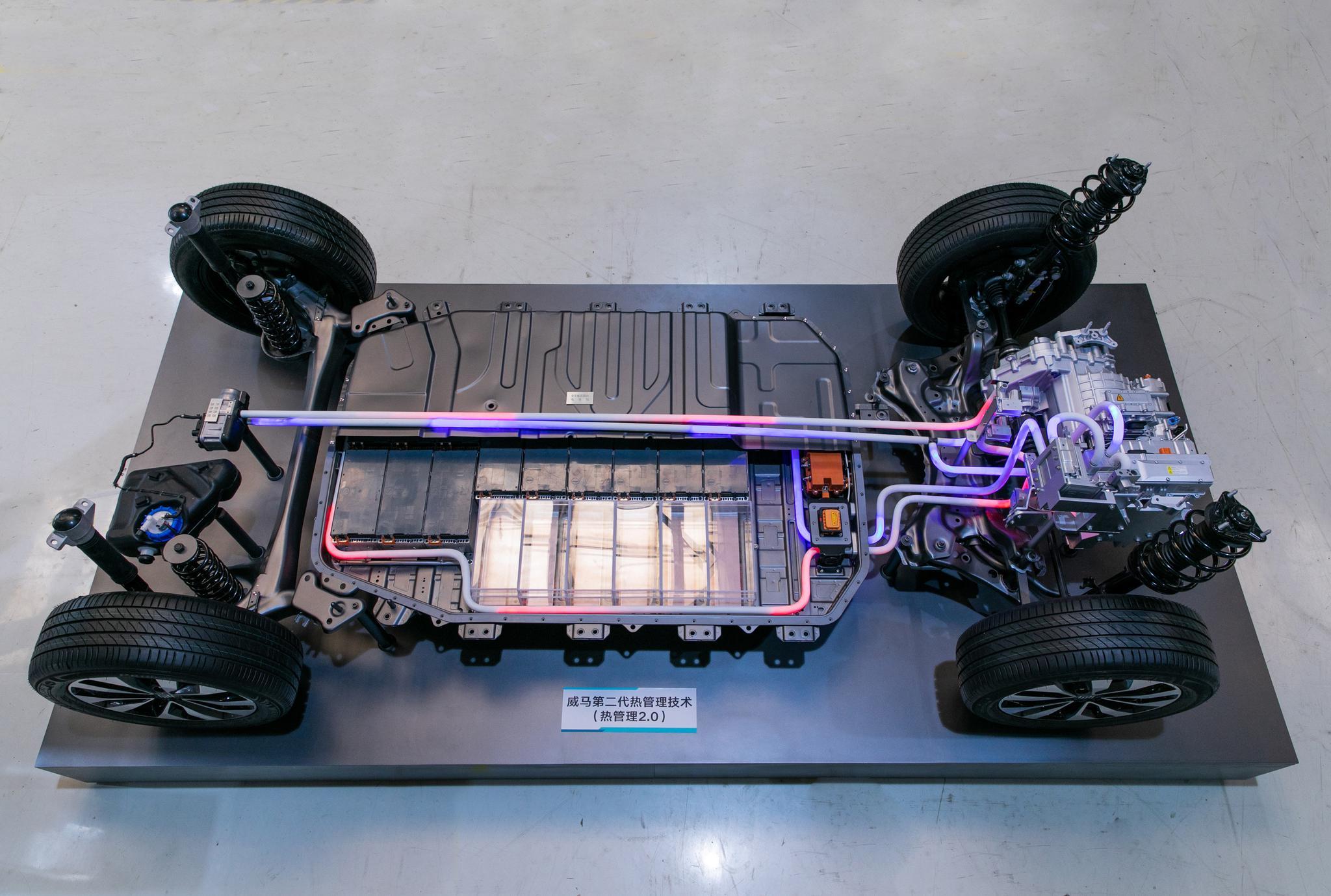 解决冬季续航焦虑 威马汽车热管理2.0系统解读