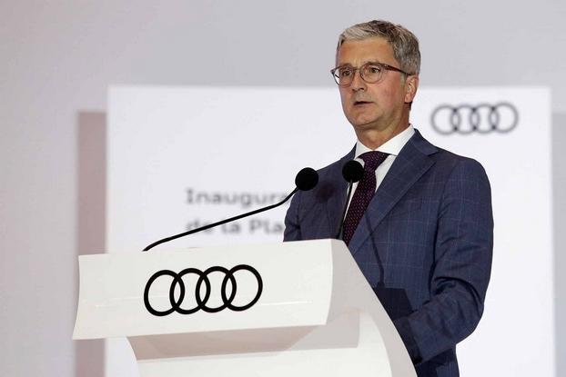 大众集团推迟决定奥迪CEO施泰德下台