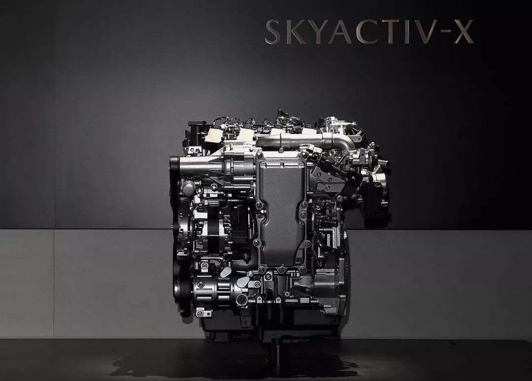 压榨内燃机的极限 马自达SKYACTIV-X技术解读
