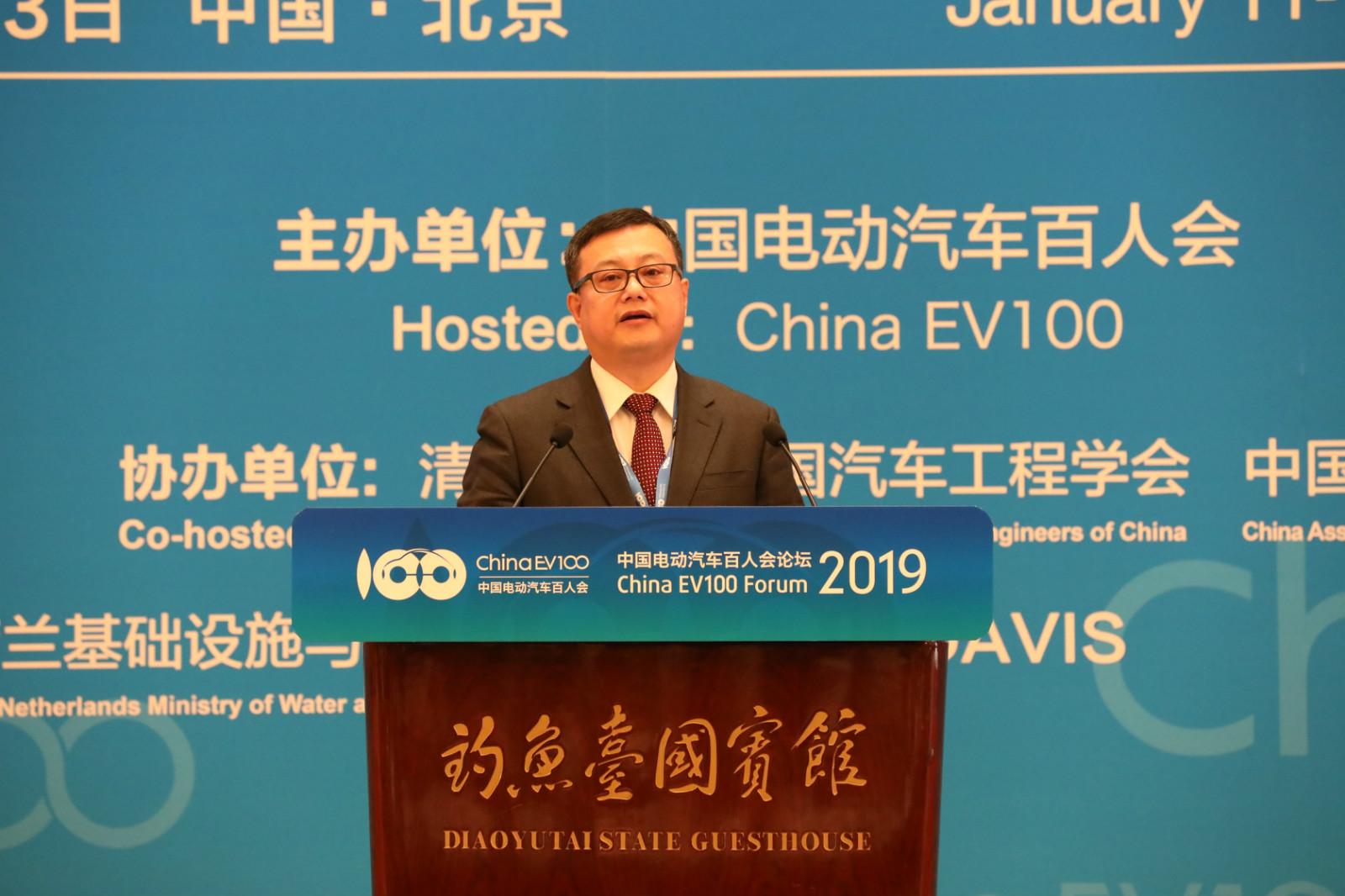 张海亮:三元锂电将出现瓶颈 固态电池才是未来