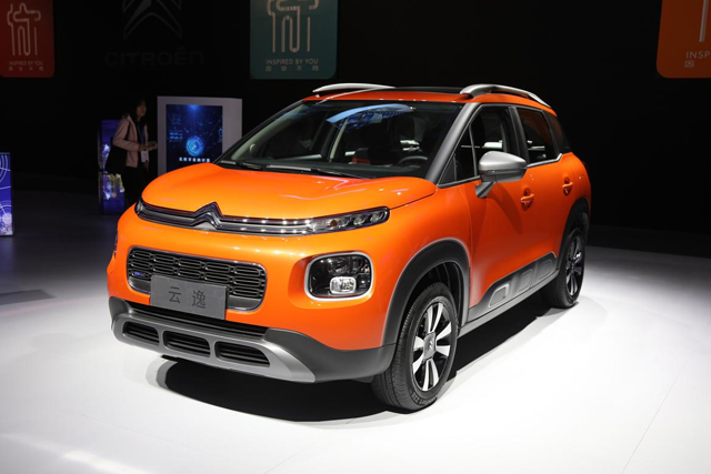 新车|东风雪铁龙云逸上市售10.98-15.98万元