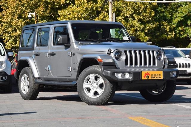 实拍|Jeep全新牧马人 地表最强SUV