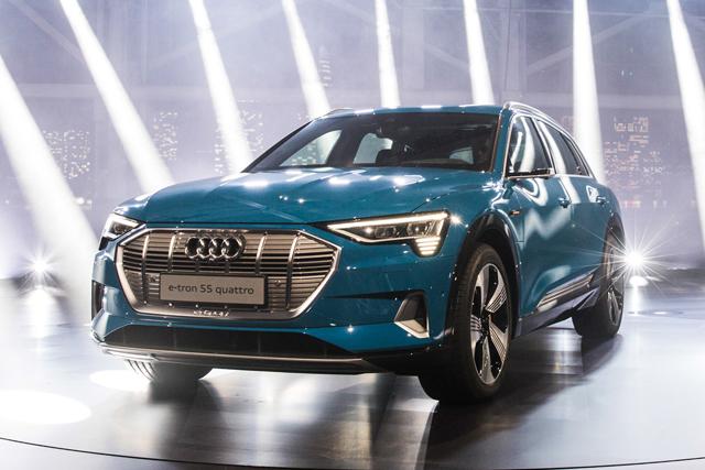 行业|奥迪纯电动SUV e-tron推迟四周上市