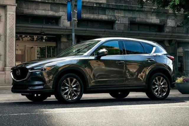 新车|马自达新CX-5官图 海外版新增2.5T