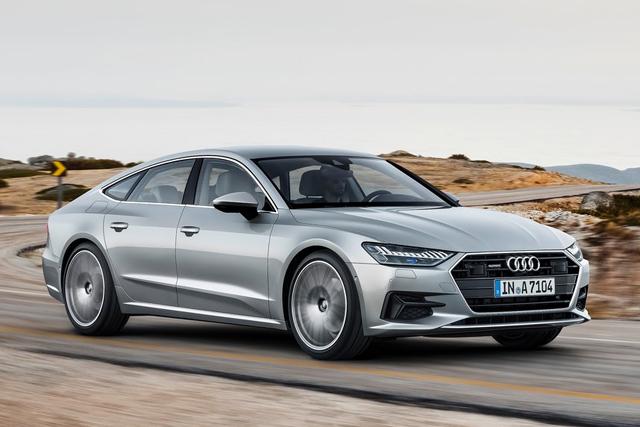 新车前瞻|全新一代奥迪A7将于12日上市