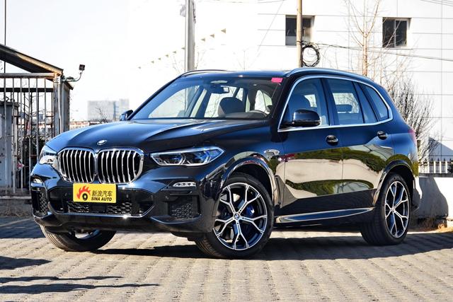 实拍|全新一代宝马X5 百万级SUV好选择