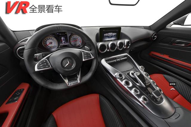 全景看车|奔驰AMG GT 看一眼就肾上腺素飙升