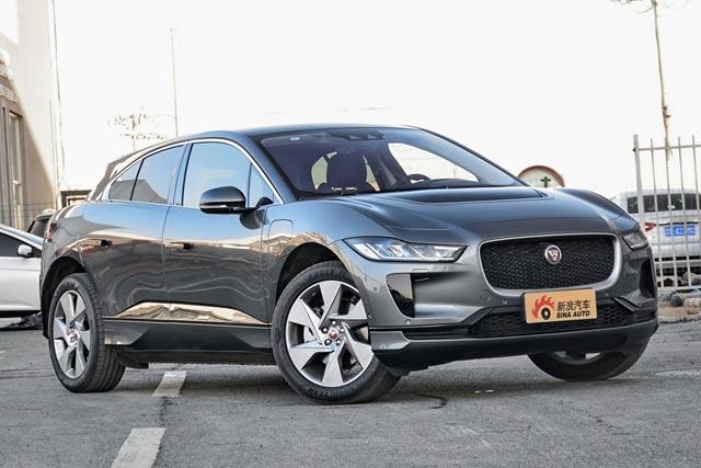 实拍|捷豹I-PACE 年度新能源车大奖车型