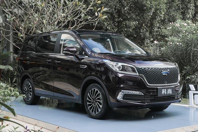 新车|欧尚科尚上市 售价9.68-12.98万元