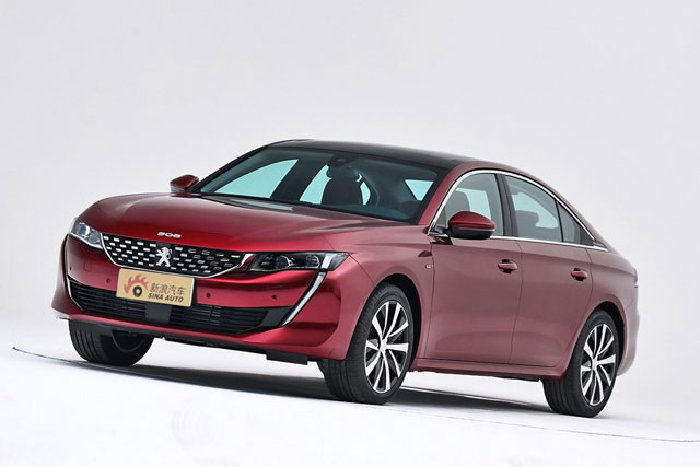 新车|东风标致508L开启预售 16万元起