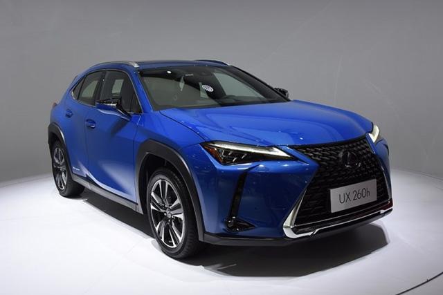 新车|预售26.99万起 雷克萨斯UX 23日上市