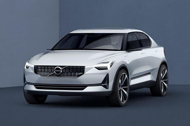 新车|沃尔沃40系列新车型或为跨界轿跑车
