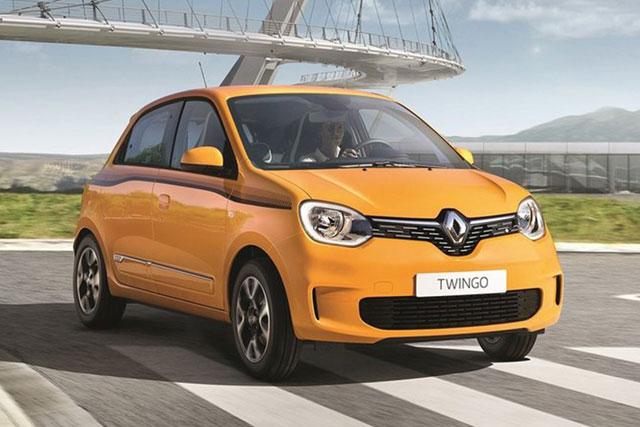 图集 雷诺新款Twingo官图发布 即将亮相