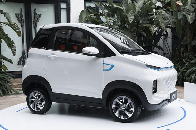 新车|长安欧尚尼欧Ⅱ 补贴后售4.48-5.68万