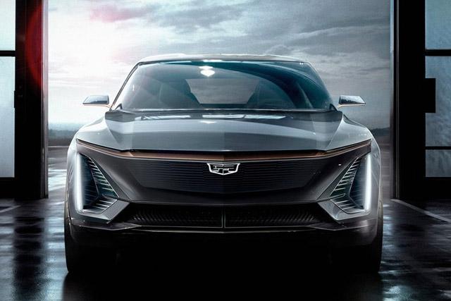 新车 凯迪拉克首款纯电动SUV BEV3平台打造