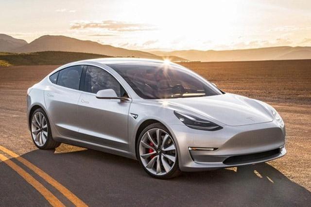企业 四年等待 首批特斯拉Model 3交付仅6台