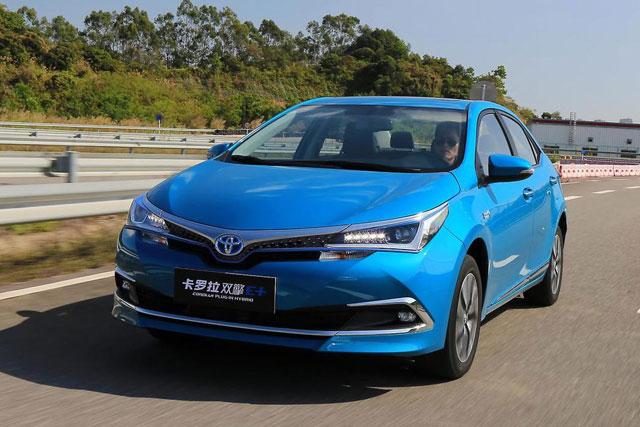 新车|卡罗拉双擎E+明日上市 疑似预售价19.46万