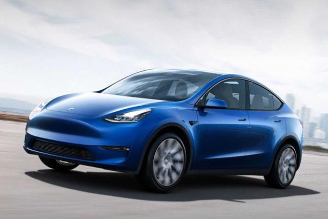 图集|Model 3的SUV版 特斯拉Model Y发布