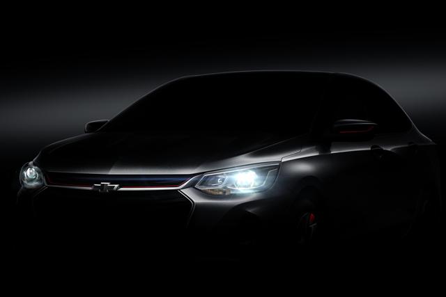 新车|官宣 雪佛兰中级家轿新科沃兹即将首发