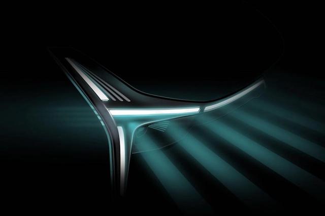 新车|合众第二款量产车效果图曝光 21日亮相