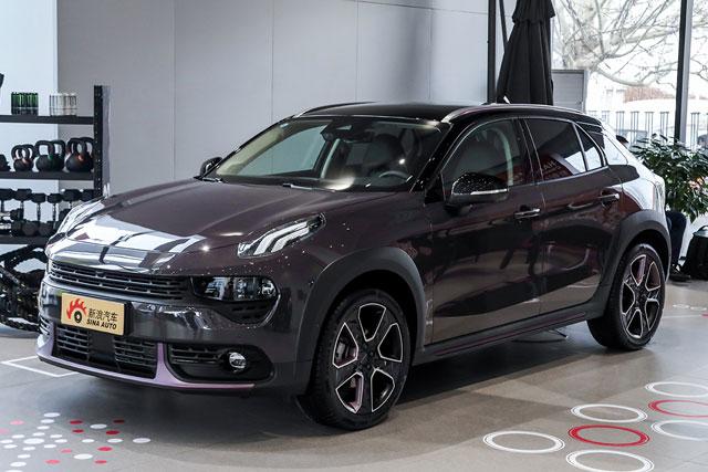 新车|领克02 2.0TD高能版上市售15.68万元起