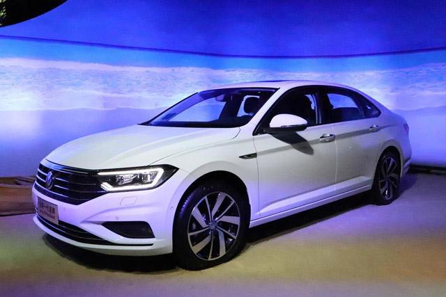 新车|全新一代速腾上市 售价13.18-19.68万元