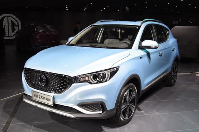 新车|名爵EZS 30日上市 预售价11.98万元起