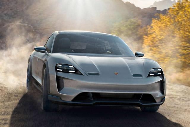 新车|保时捷第2款电动车型预计2020年底亮相