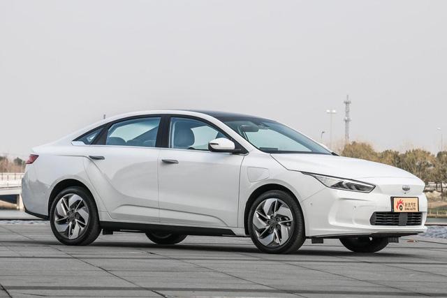 新车|吉利几何A开启预售 预售价为15万元起