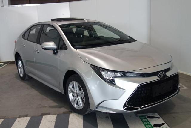 新车|丰田全新一代雷凌申报图 5月20日上市