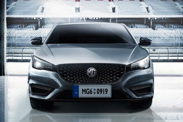 新车|2019款名爵6官图曝光 将于4月上市